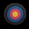 Zielscheibe Circle 2
